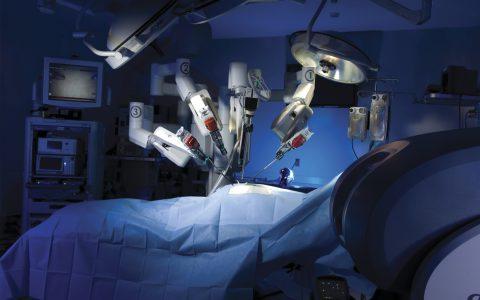 Cirurgia Laparoscópica e Robótica